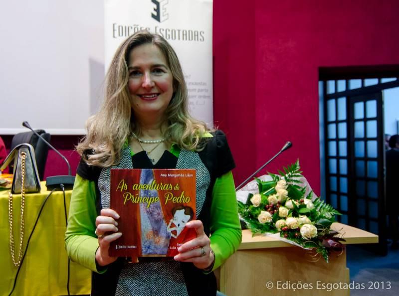 Ana Margarida Léon - Autor EE