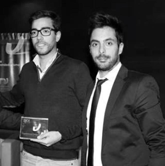 Tiago Santos e André Vaz - Autor EE