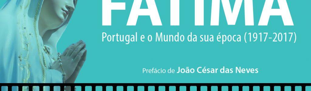 """""""A história das aparições de Fátima"""" é a nova obra de José de Carvalho"""