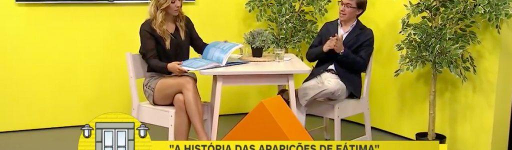 A história das aparições de Fátima em destaque no Porto Canal